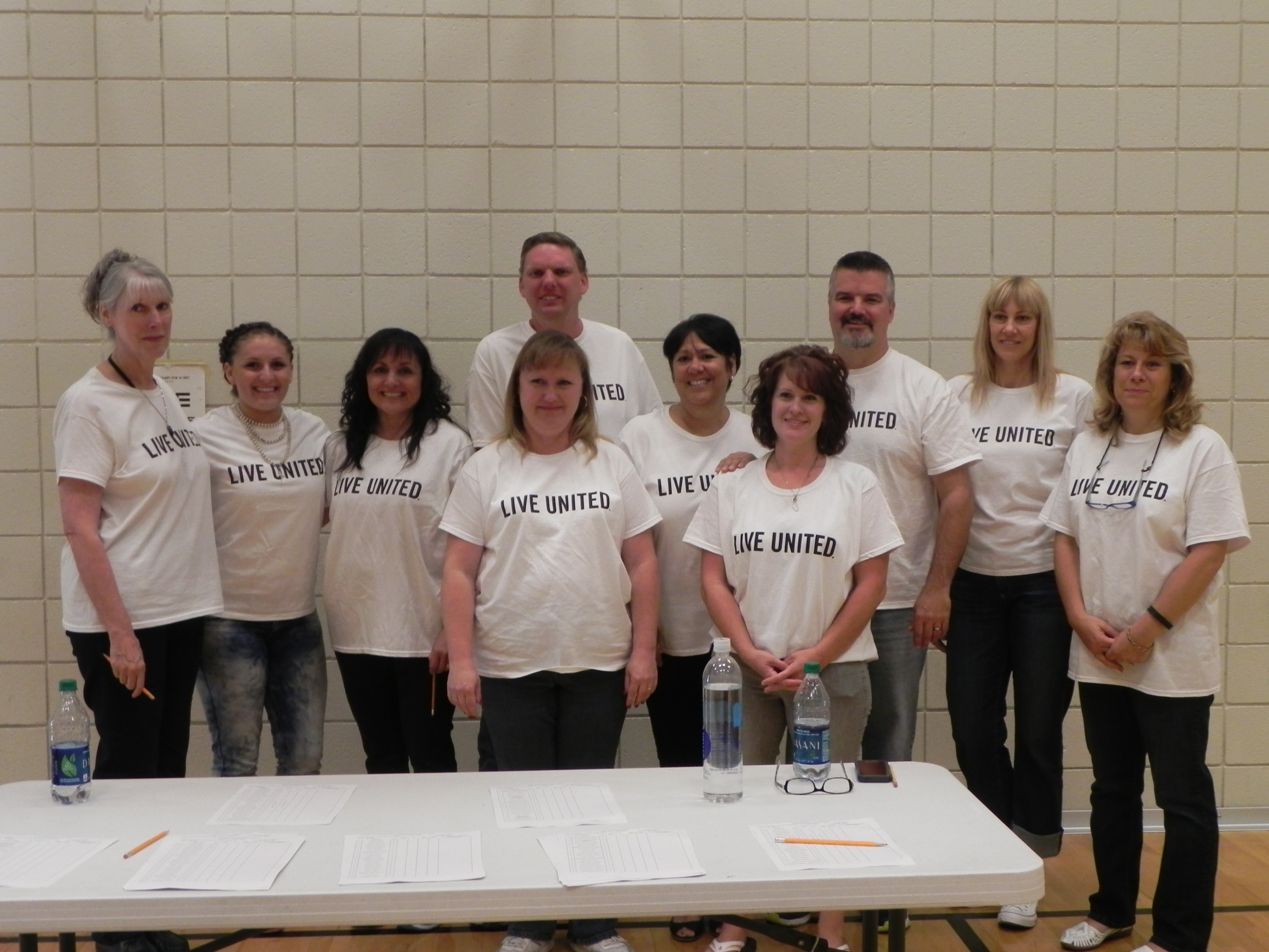 Day of Caring Regence