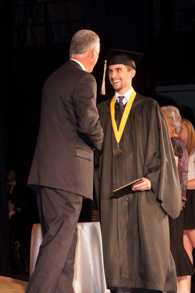 Cottonwood High School Graduation