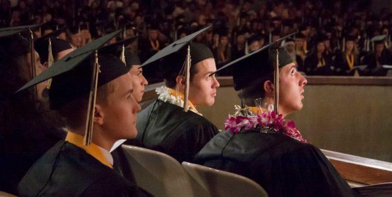 Graduation Rates at Cottonwood High