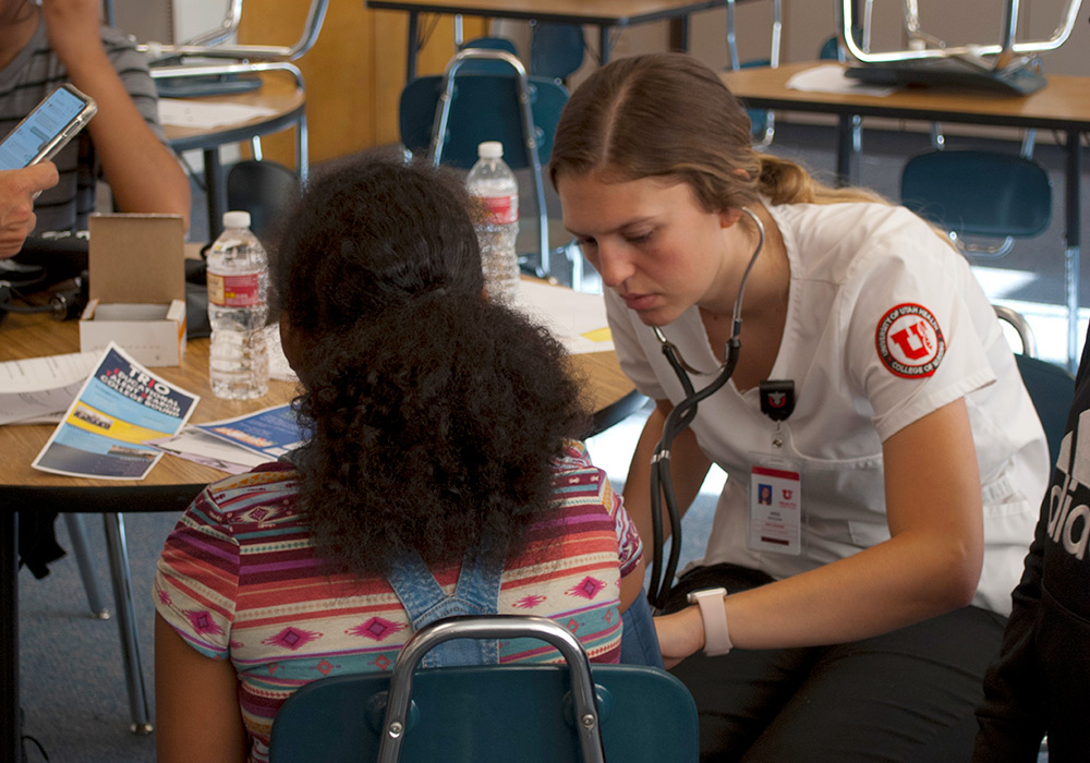 Cottonwood High School Community Partners- Health