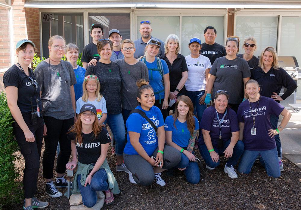 Community Partners thankful