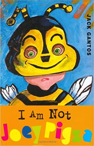 Joey Pigza book cover