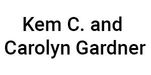 Kem and Carolyn Gardner