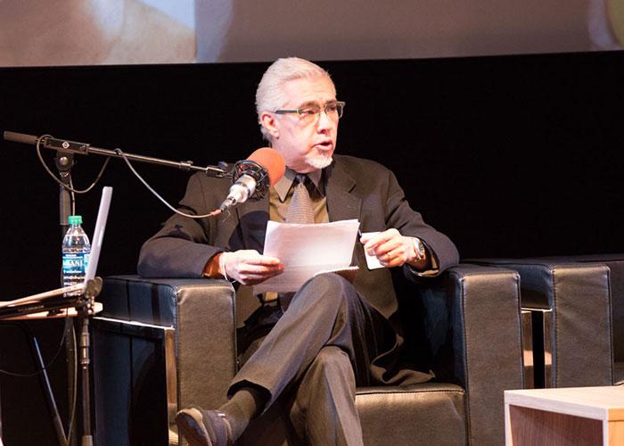 Claudio Speaker Series