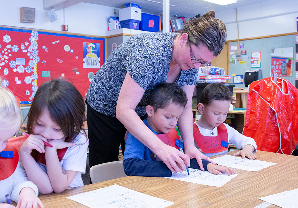 High Quality Preschool- Legislative Session 2020