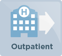 outpatient icon