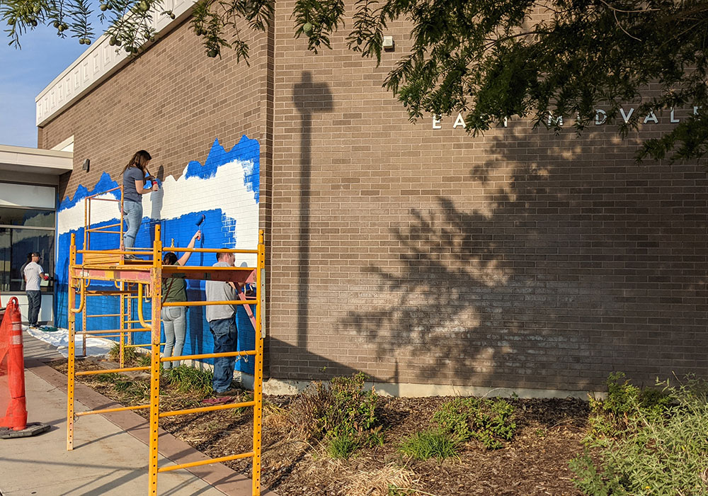 Jacobsen Construction Day of Caring