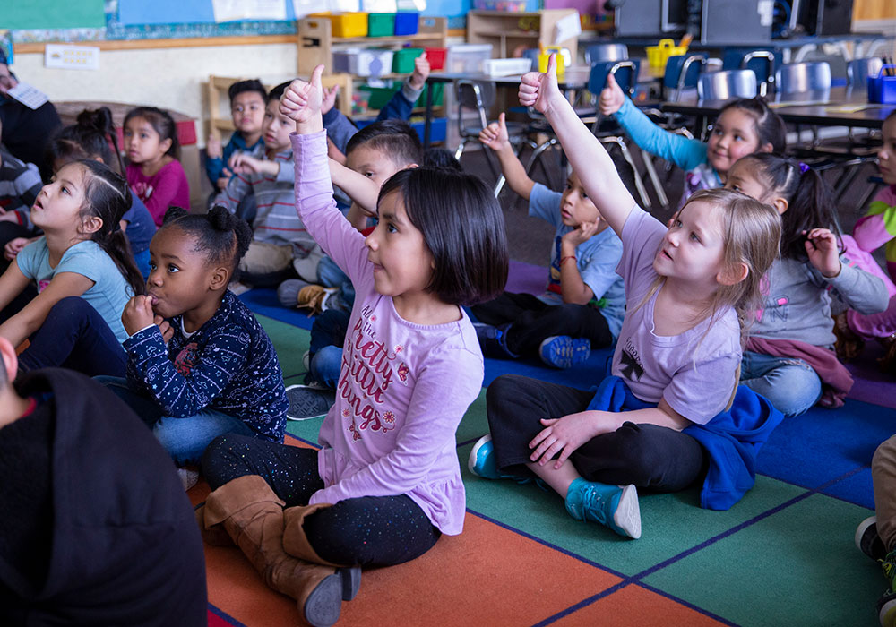 Extended Day Kindergarten- Legislative Session 2020