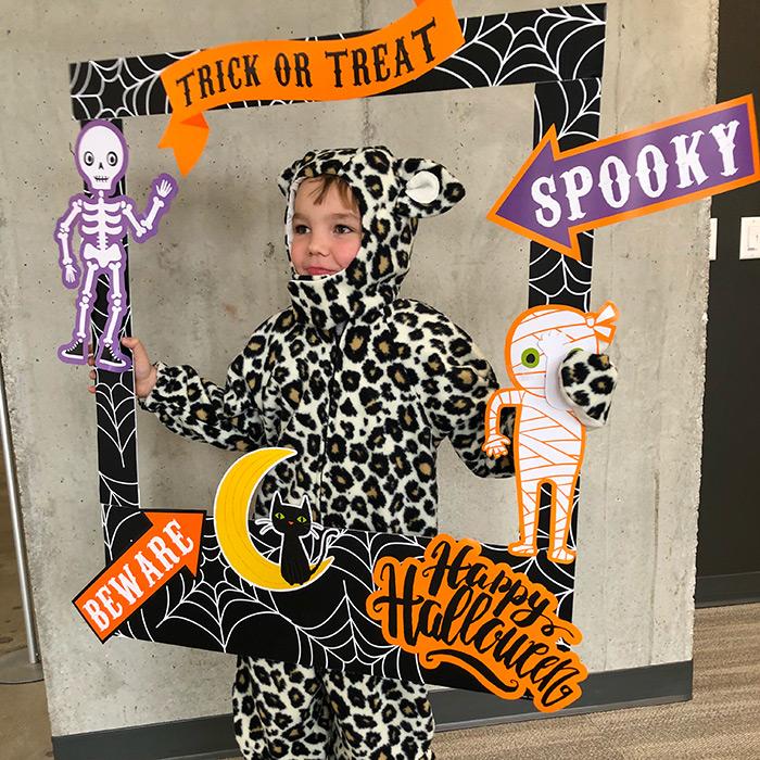 scary stats kindergarten costume