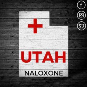 Utah Naloxone Logo