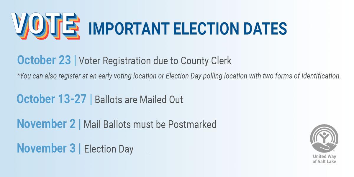 vote - important dates 2020